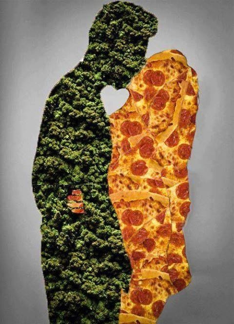 Pot and Pizza