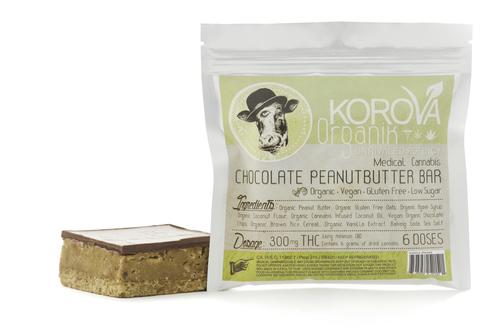 Korova Organics -- Vegan Marijuana Edibles