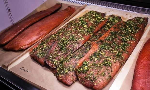 cannabis salmon