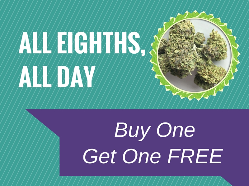 Green Wheels Green Friday Cannabis Deal