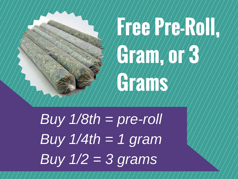 Field of Dreams Green Friday Cannabis Deal