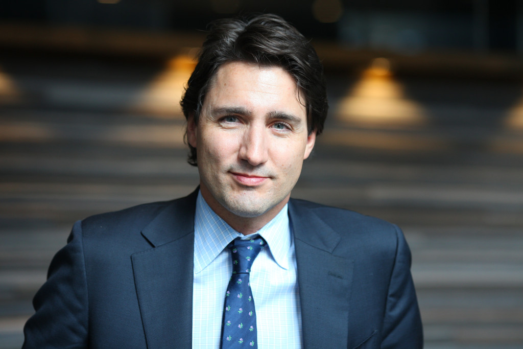 Justin Trudeau Orders Canada's Justice Minister to Start the Weed Legalization Process