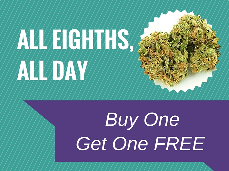 LAMJ Green Friday Cannabis Deal
