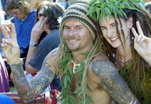 Mardi Grass Marijuana Festival Australia