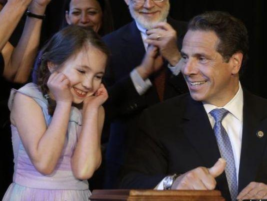 NY Governor Andrew Cuomo signs medical marijuana bill
