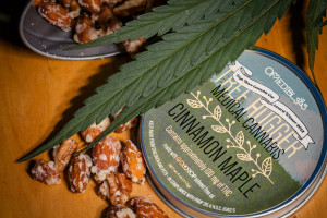Omedibles Tree Hugger Snacks -- Medithrive Medical Marijuana Delivery Service