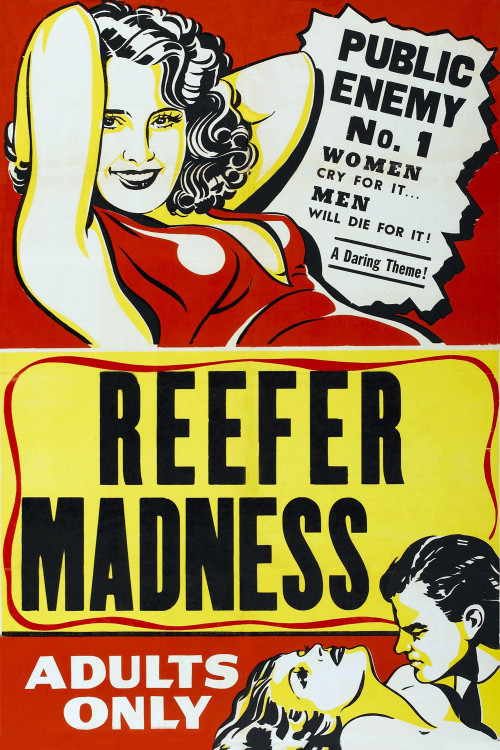 Reefer Madness - Why Does Weed Make You Laugh?
