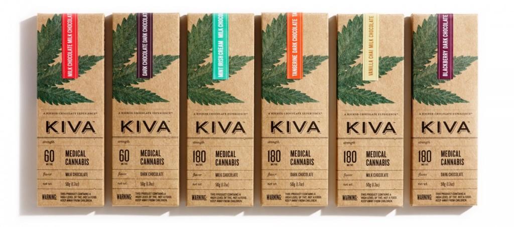 Kiva Chocolate Bar Review