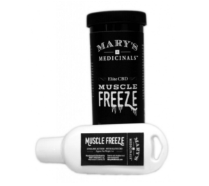 Mary's Medicinals Muscle Freeze