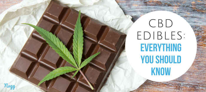 CBD Edibles: Everything You Need to Know | Nugg