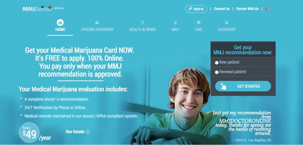 MMJ dating site
