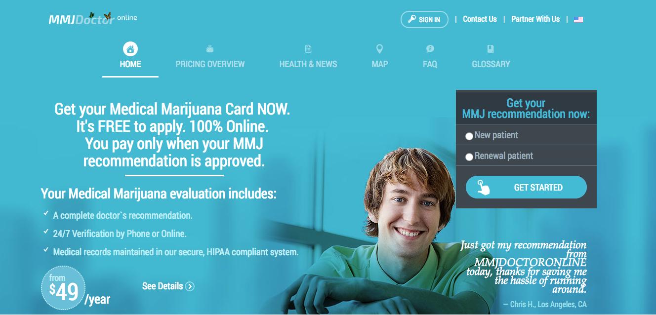 MMJ Doctor Online