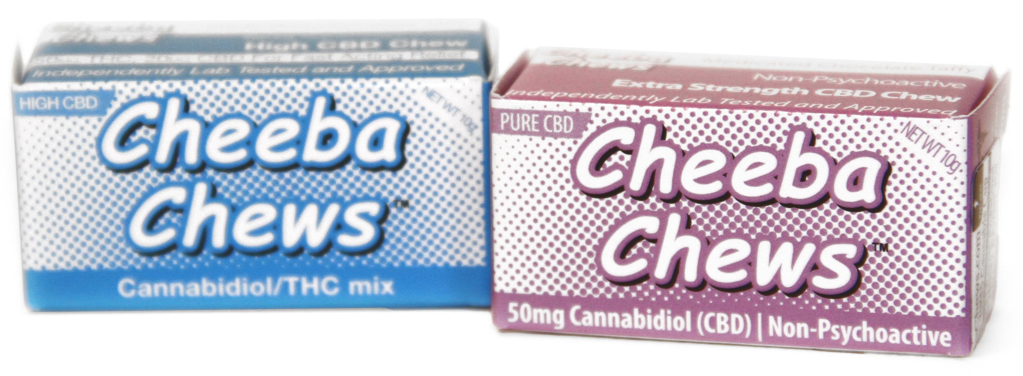Cheeba Chews CBD
