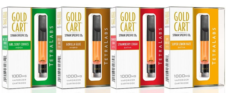TetraLabs Gold Carts