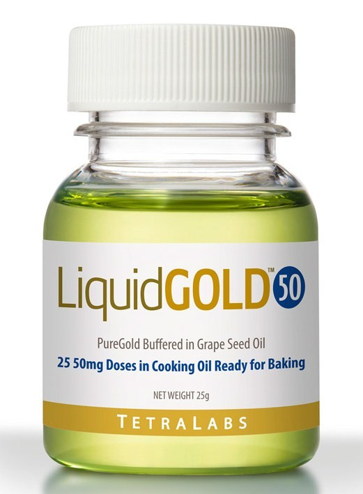 TetraLabs Liquid Gold Oil