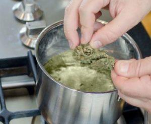 Cooking with Medical Marijuana
