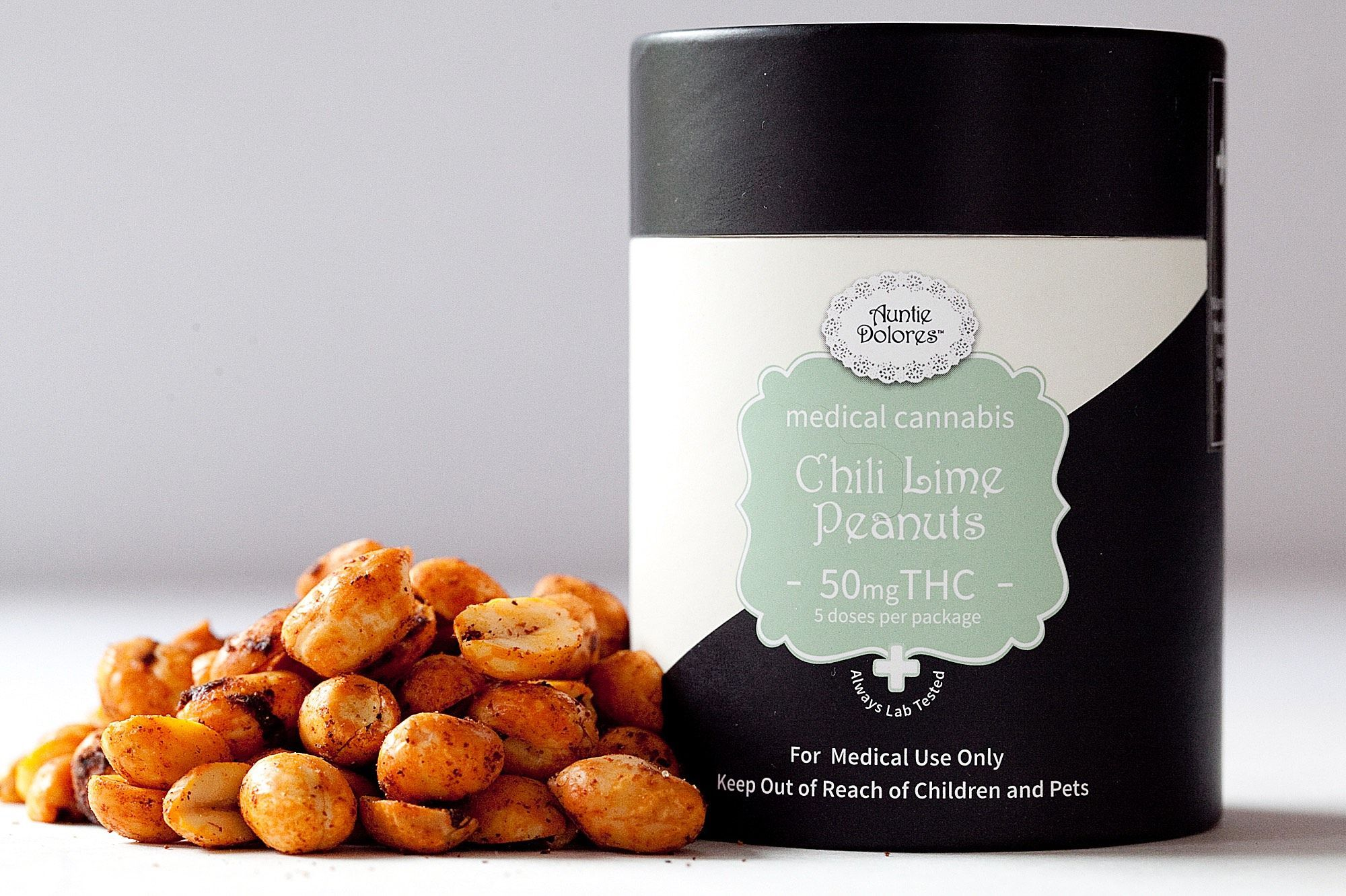 Chili Lime Peanuts Auntie Dolores
