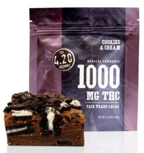 Brownies VCC Cookies & Cream