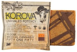 Brownie Korova Fifty One Fifty