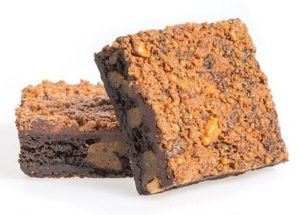 Peanut Fudge Brownie Kaneh Co.