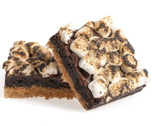 S'mores Brownie Kaneh Co.