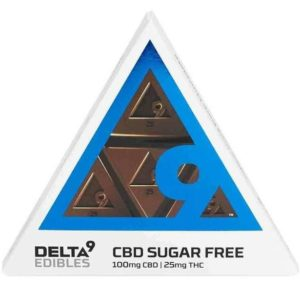 CBD Sugar Free Bar Delta 9