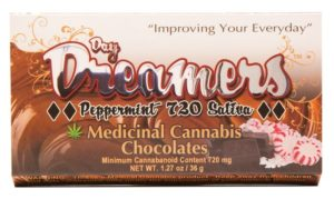 Black Diamond Peppermint 720 Sativa bar