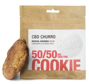CBD Churro Cookies