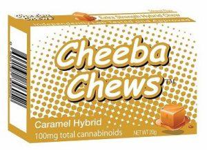 caramel chew