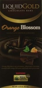 Bar Liquid Gold Orange Blossom