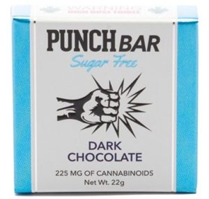 Punch Bar Sugar Free Bar Dark