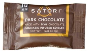 10 Satori Milk Chocolate Bar