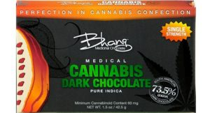 Bhang bar indica 60mg