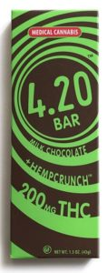 Milk Hemp 4.20 Bar