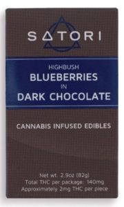 Blueberries in Dark Chocolate chocolates