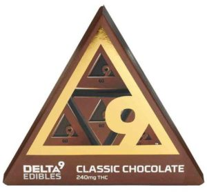 Classic Chocolate Bar Delta 9