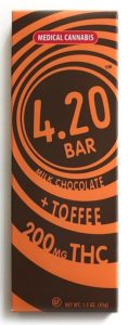 Toffee 4.20 Bar