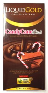 Bar Liquid Gold Candy Cane Dark