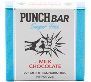 Punch Bar Sugar Free Bar Milk