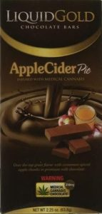 Bar Liquid Gold Apple Cider Pie