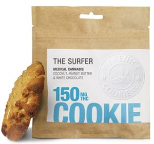the Surfer Cookies