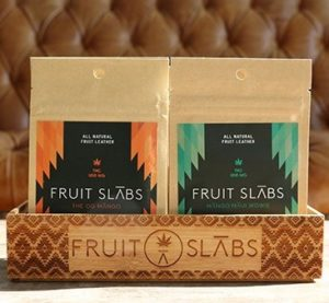 fruit slabs cannabis foods and drinks