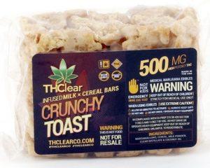 Crunchy Toast cereals