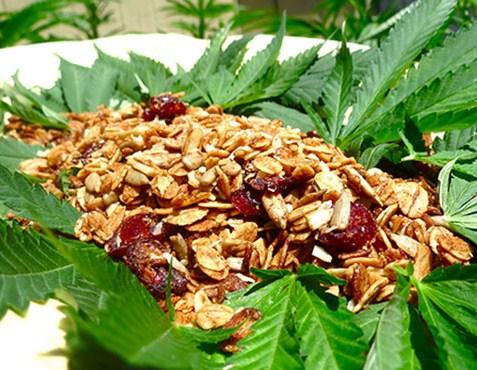 healthy edibles