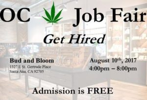 Cannabis Events Cannabis Job Fair