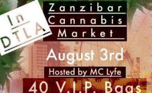 events zanzibar cannabis market