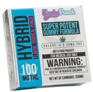 Hybrid gummies