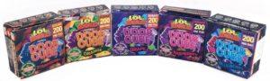 Doob Cubes gummies