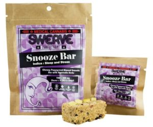 Snooze Bar healthy edibles