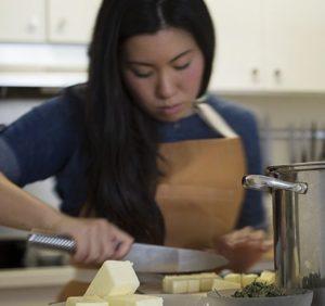 cannabis cooking Monica Lo